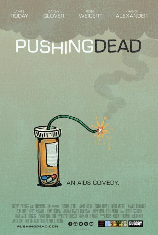 Смотреть трейлер Pushing Dead (2016)
