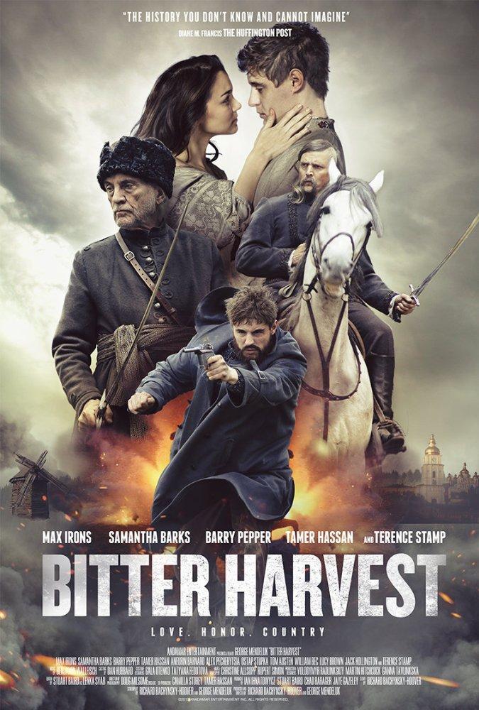 Смотреть трейлер Bitter Harvest (2016)