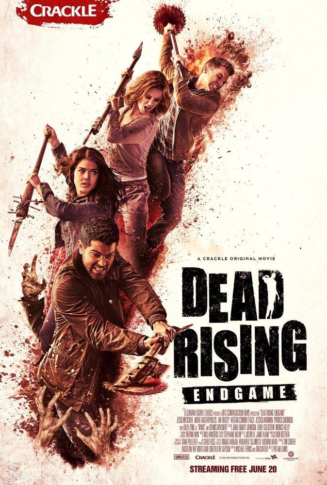 Смотреть трейлер Dead Rising: Endgame (2016)