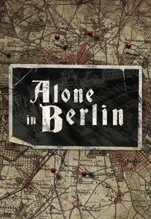 Смотреть трейлер Alone in Berlin (2017)