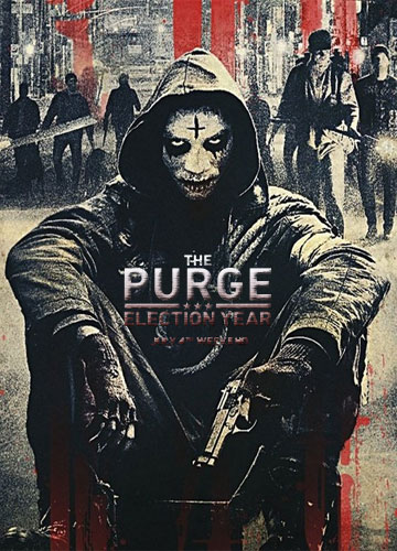 Смотреть трейлер The Purge: Election Year (2016)