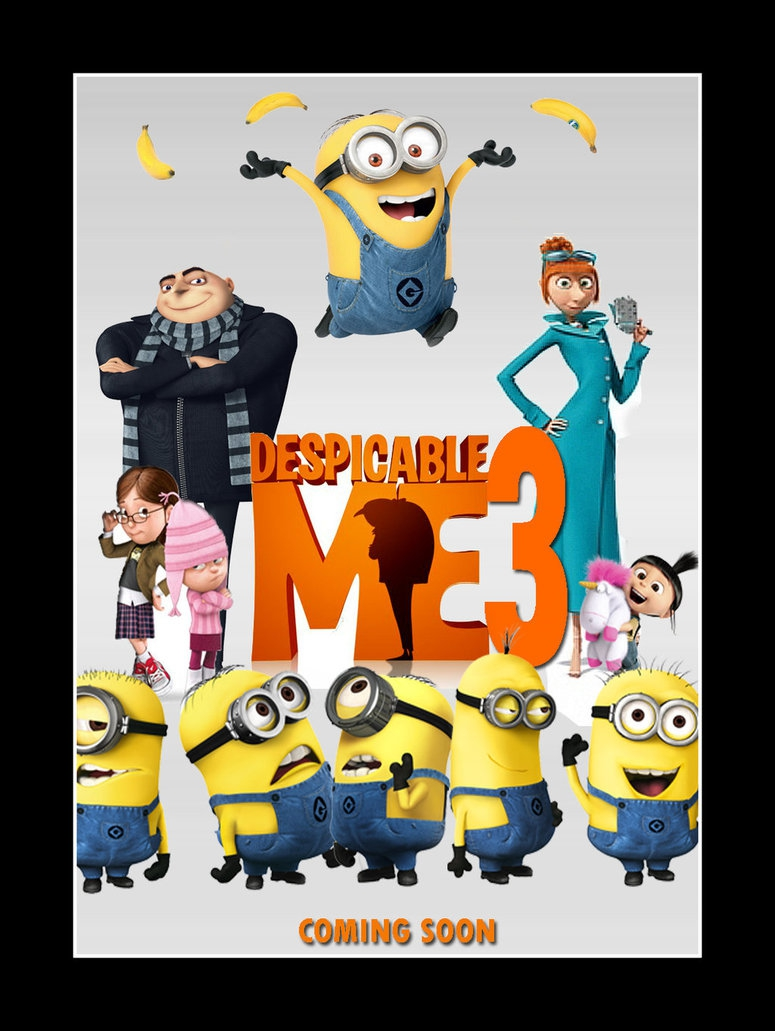 Смотреть трейлер Despicable Me 3 (2017)