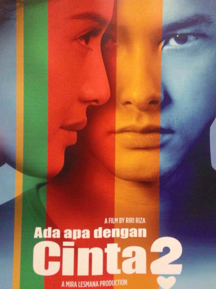 Смотреть трейлер Ada Apa Dengan Cinta 2 (2016)
