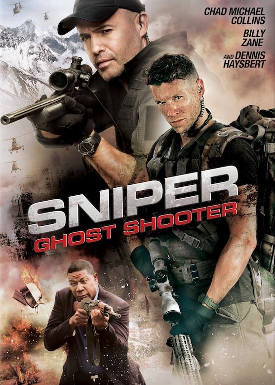 Смотреть трейлер Sniper: Ghost Shooter (2016)