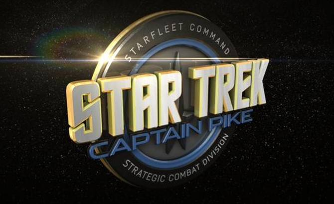 Star Trek: Captain Pike (2016)