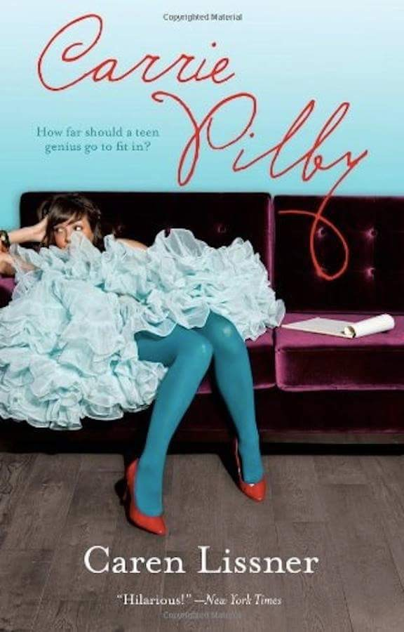 Смотреть трейлер Carrie Pilby (2016)
