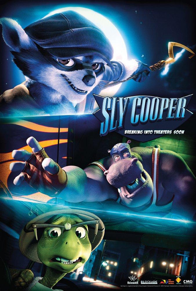Смотреть трейлер Sly Cooper (2016)