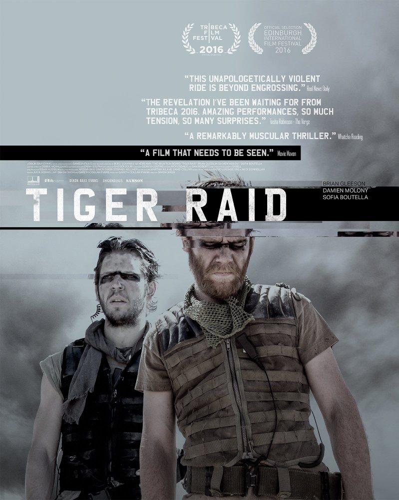 Смотреть трейлер Tiger Raid (2016)