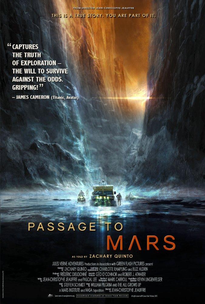 Смотреть трейлер Passage to Mars (2016)