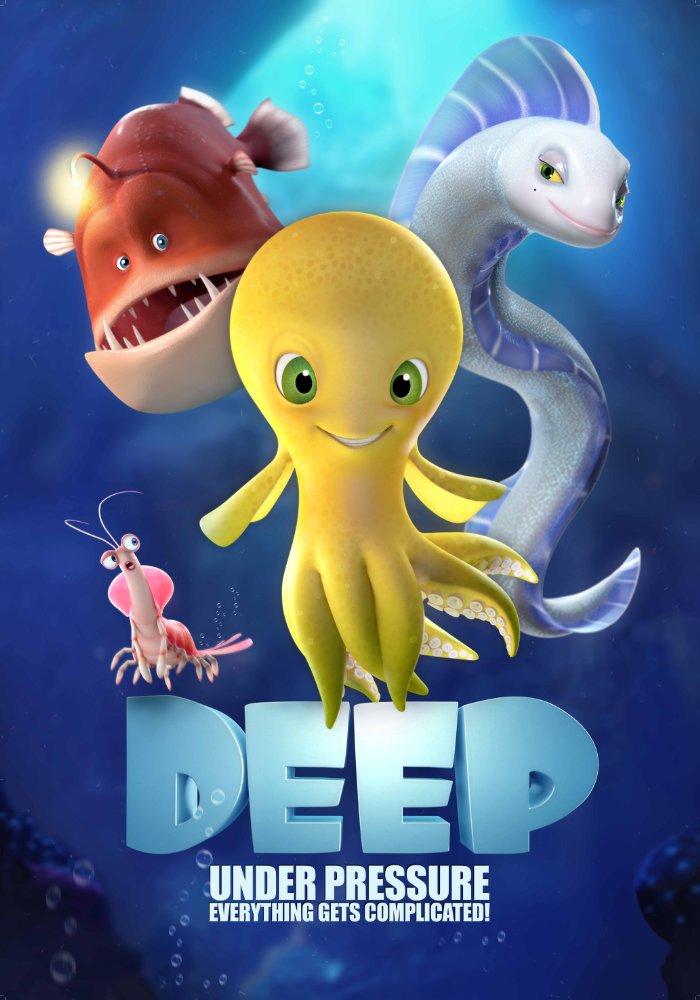 Смотреть трейлер Deep (2016)