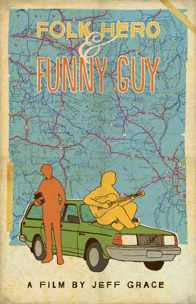 Смотреть трейлер Folk Hero & Funny Guy (2016)