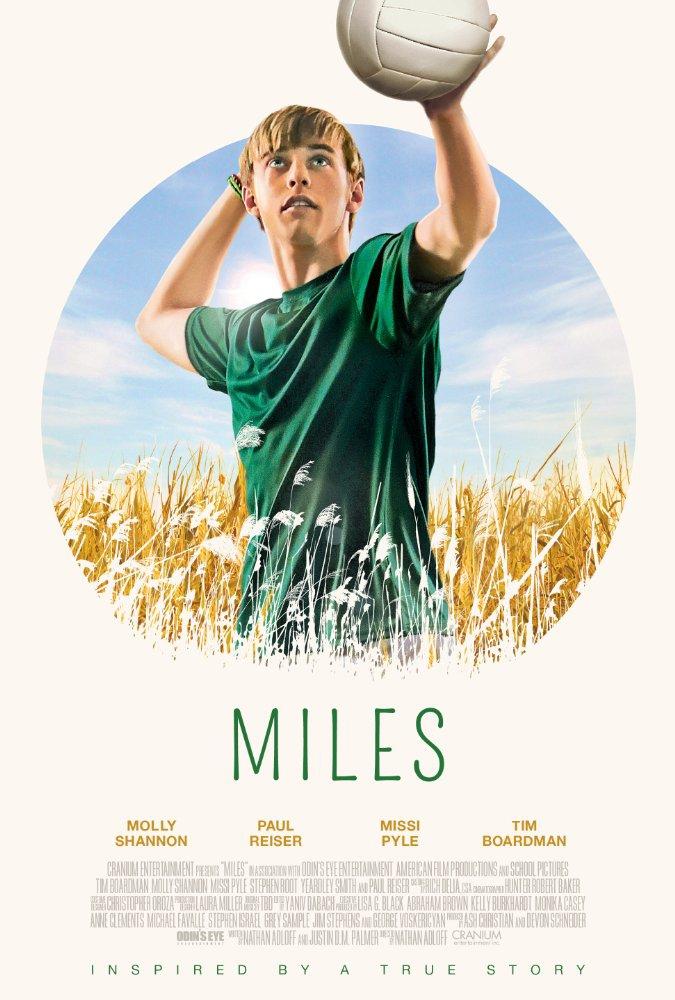 Смотреть трейлер Miles (2016)