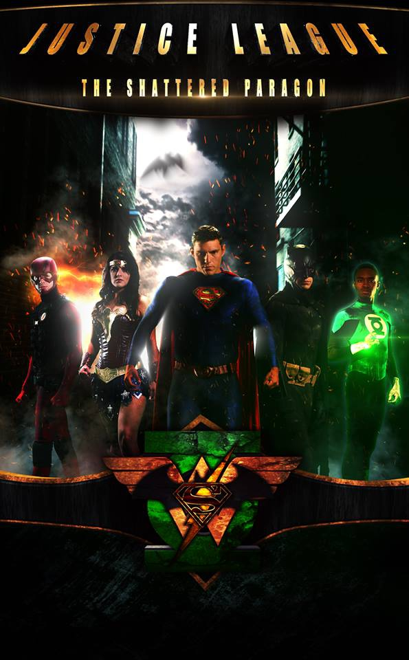 Justice League 2: The Shattered Paragon (2016)