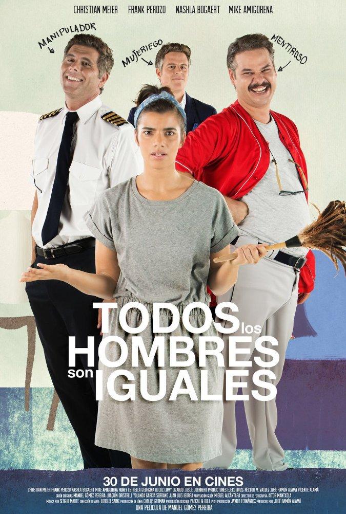 Смотреть трейлер Todos los hombres son iguales (2016)