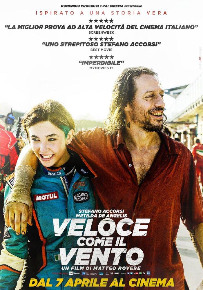 Смотреть трейлер Italian Race (2016)