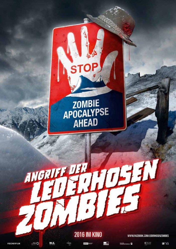 Смотреть трейлер Attack of the Lederhosenzombies (2016)
