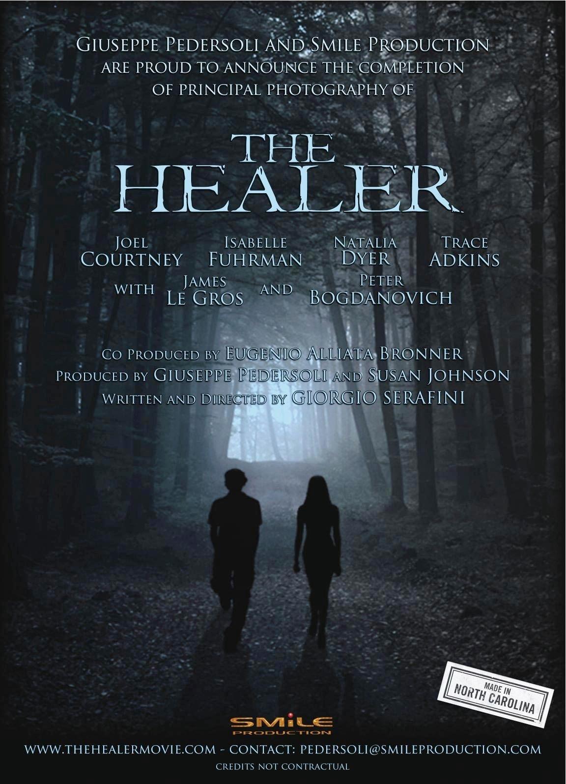 Смотреть трейлер The Healer (2016)