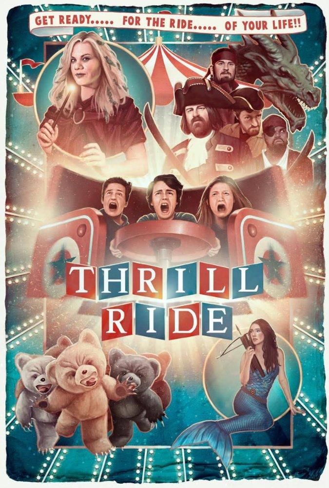 Смотреть трейлер Thrill Ride (2016)