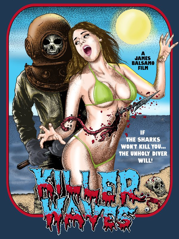 Killer Waves (2016)