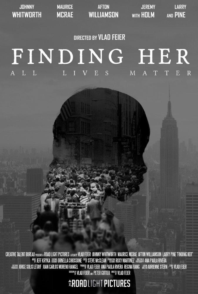 Смотреть трейлер Finding Her (2016)