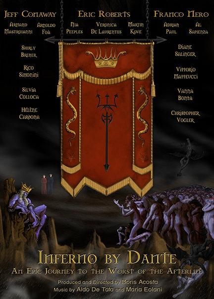 Смотреть трейлер Inferno by Dante (2016)