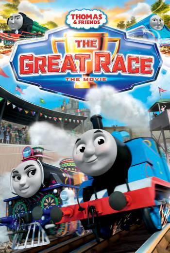 Смотреть трейлер Thomas & Friends: The Great Race (2016)