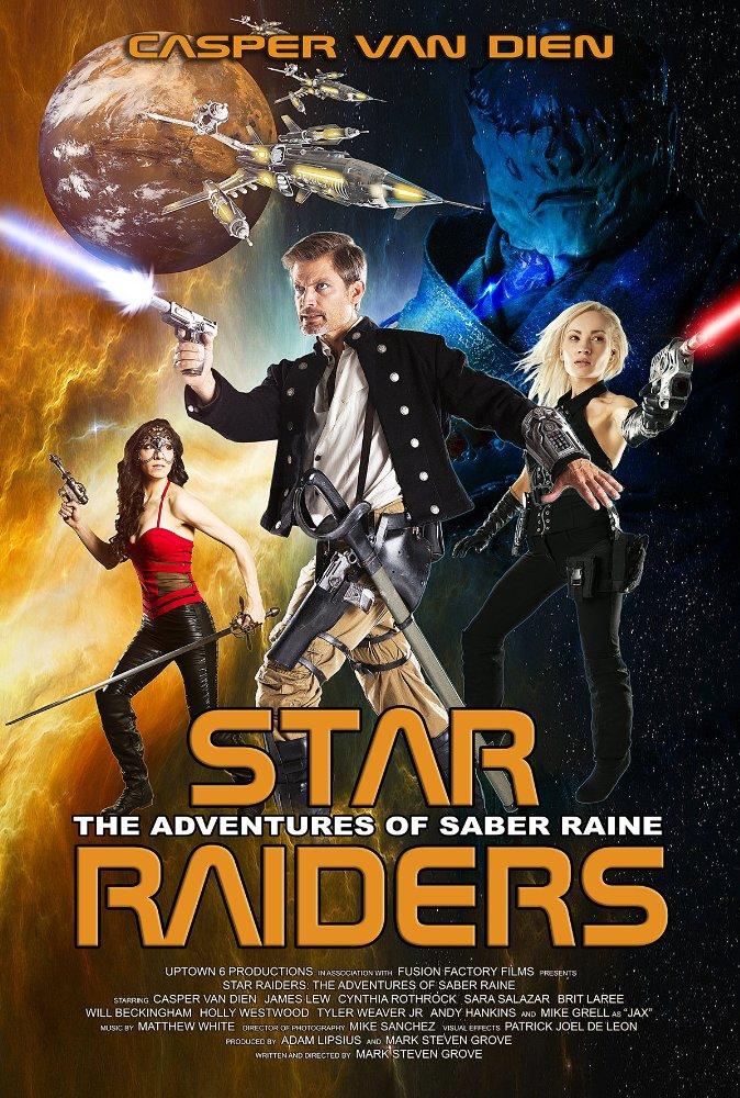 Star Raiders: The Adventures of Saber Raine (2016)