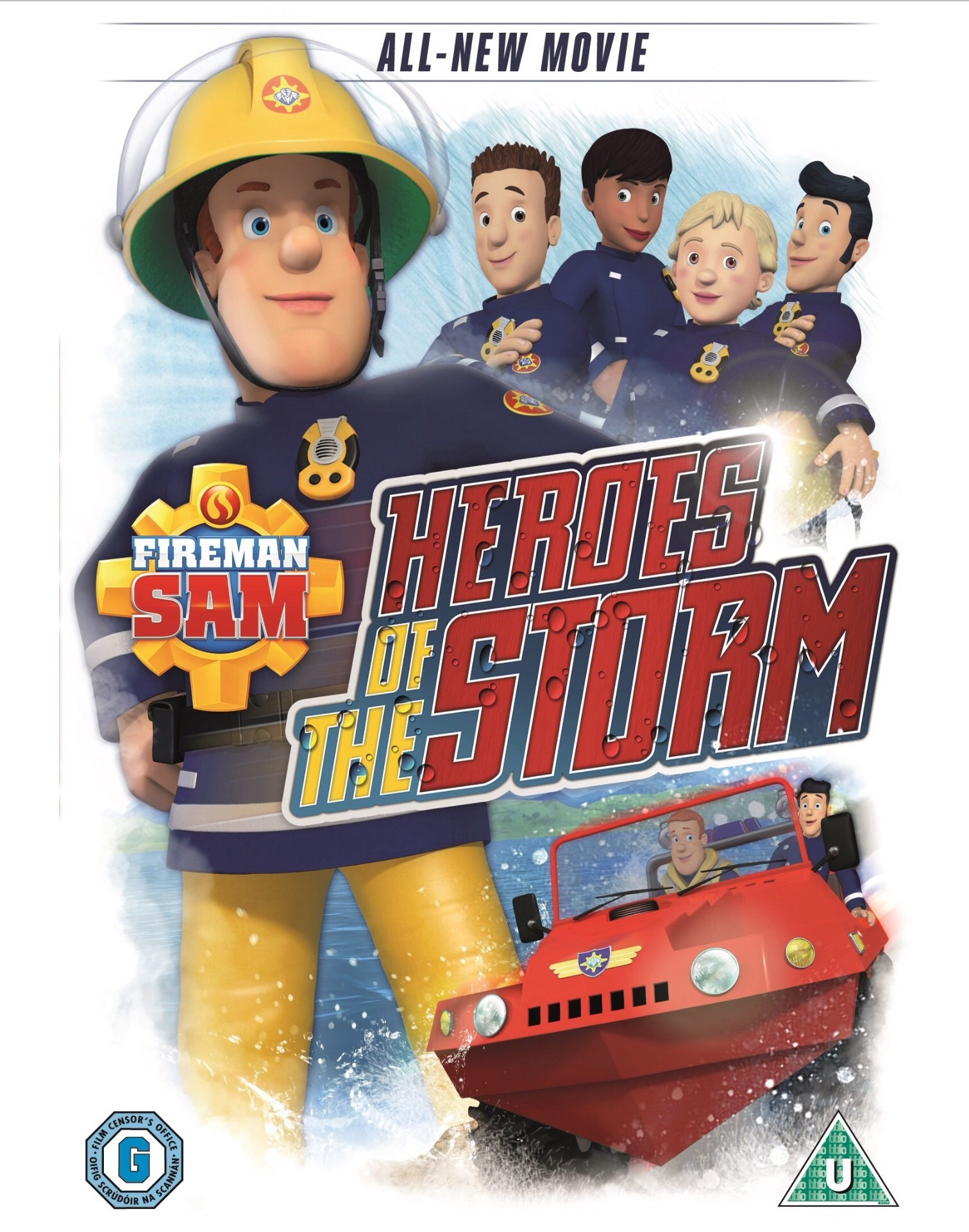 Fireman Sam Heroes Of The Storm (2016)