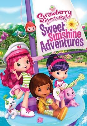 Strawberry Shortcake Sweet Sunshine Adventures (2016)