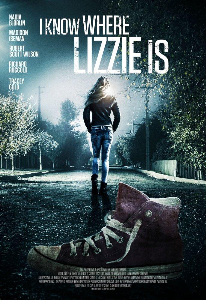 Смотреть трейлер I Know Where Lizzie Is (2016)