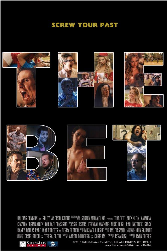 Смотреть трейлер The Bet (2016)