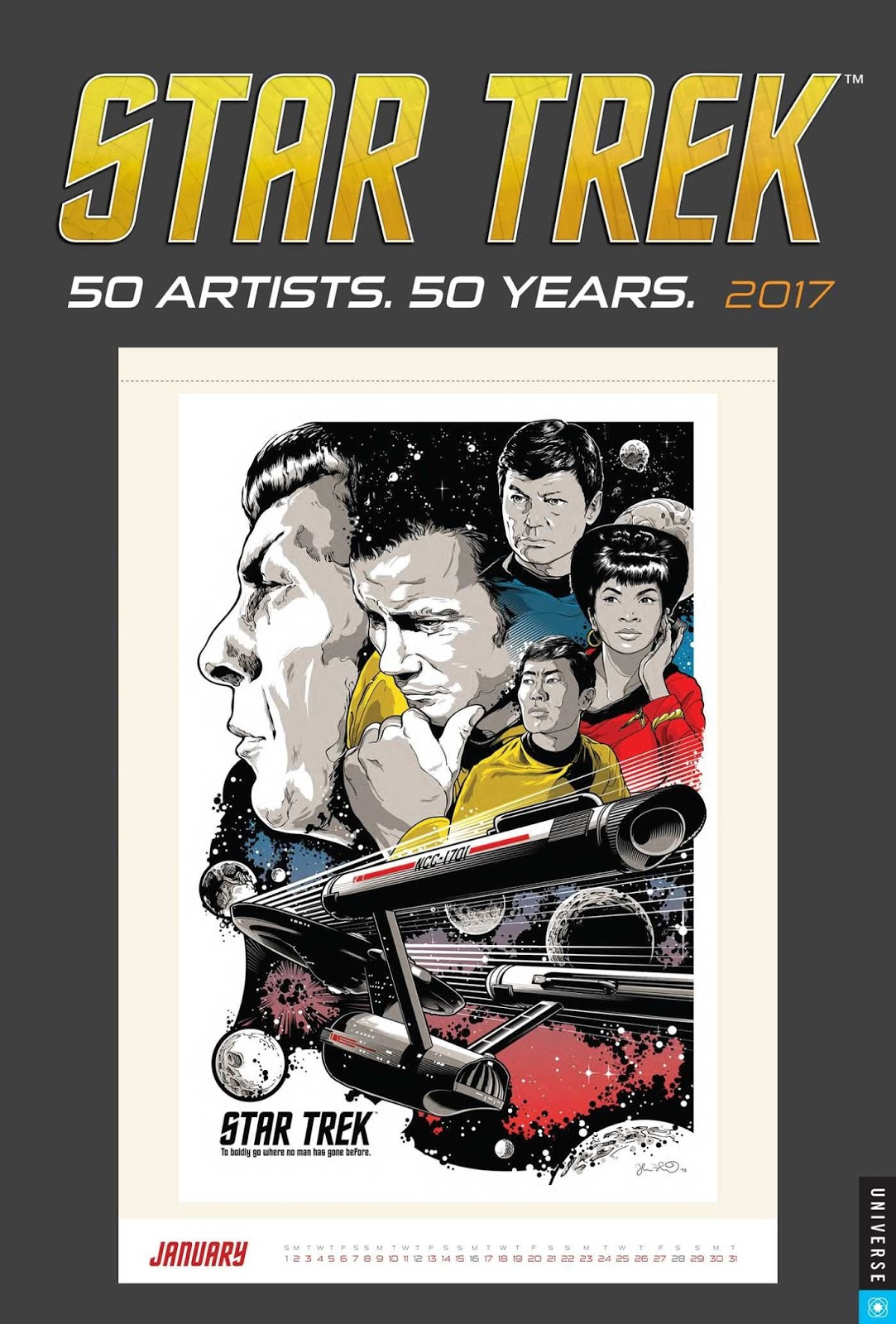 Смотреть трейлер 50 Years of Star Trek (2016)