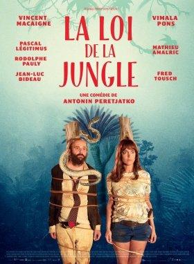 Смотреть трейлер La loi de la jungle (2016)
