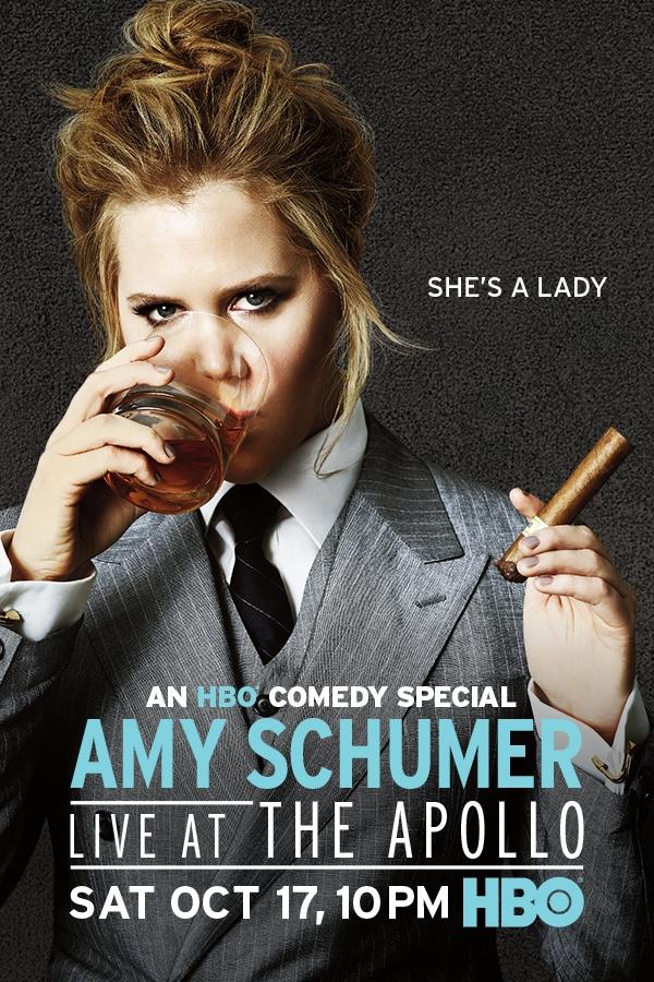Смотреть трейлер Amy Schumer: Live at the Apollo (2015)