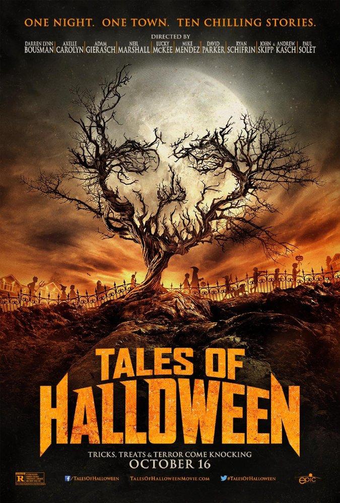 Смотреть трейлер Tales of Halloween