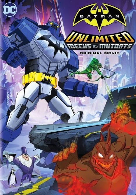 Смотреть трейлер Batman Unlimited: Mech vs. Mutants (2016)