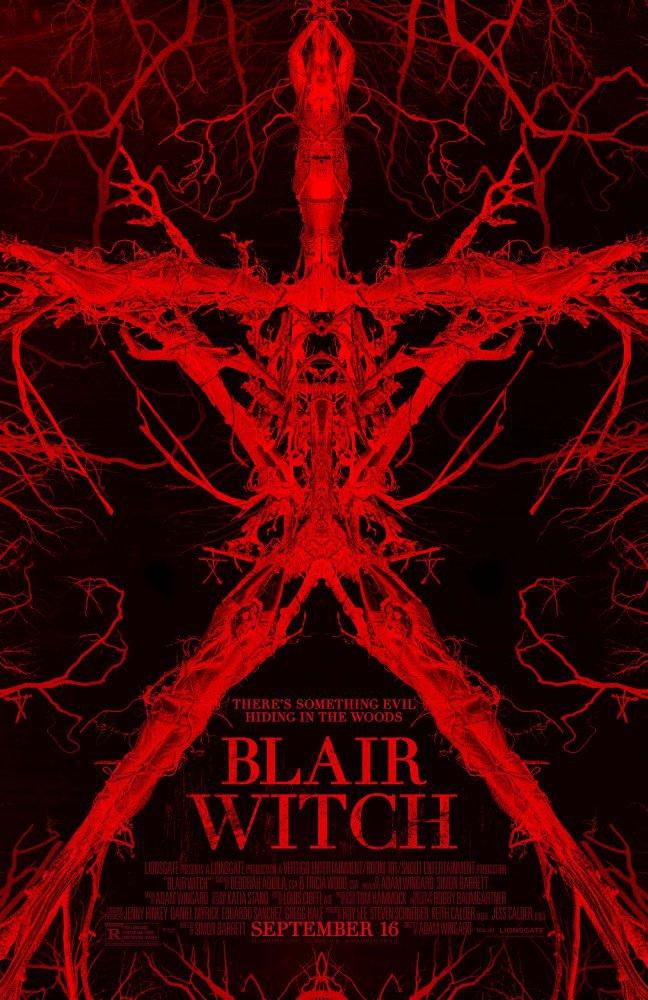 Смотреть трейлер Blair Witch (2016)