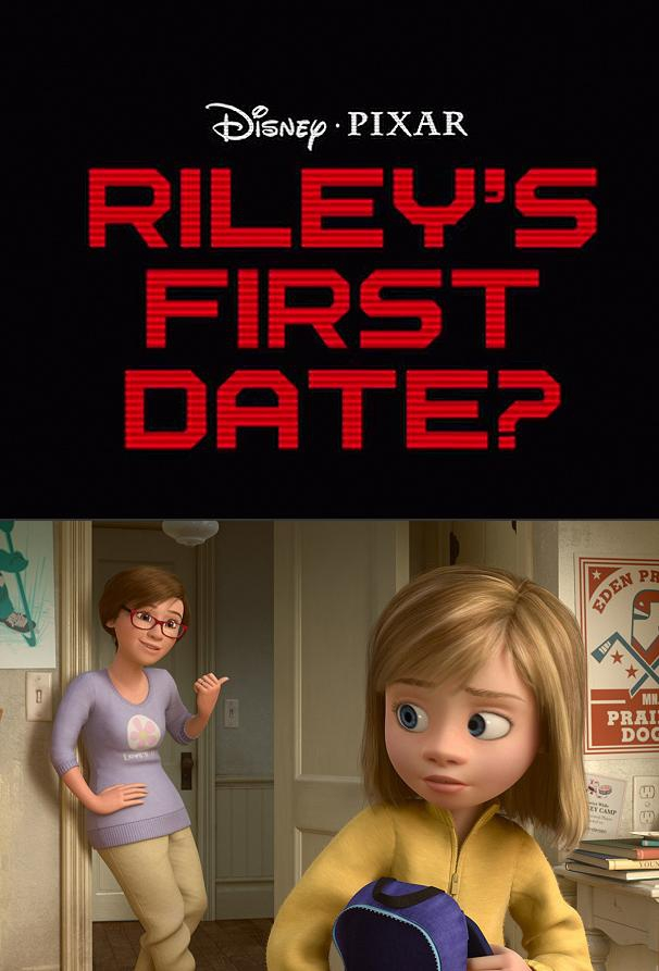 Riley's First Date? (2015)