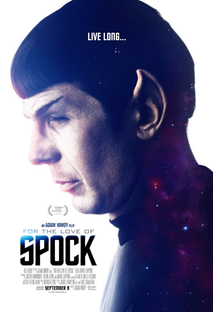 Смотреть трейлер For the Love of Spock (2016)