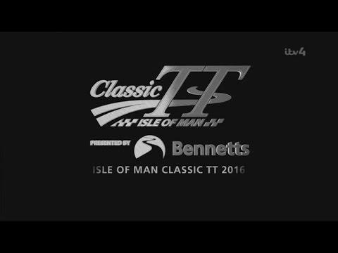 Смотреть трейлер Classic TT Highlights (2016)