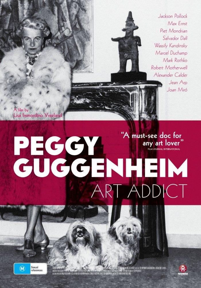 Смотреть трейлер Peggy Guggenheim: Art Addict (2015)