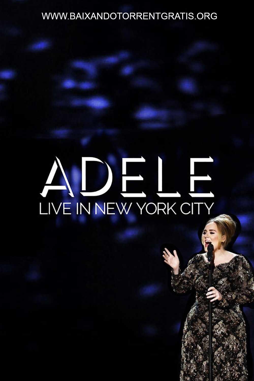 Adele Live in New York City (2015)