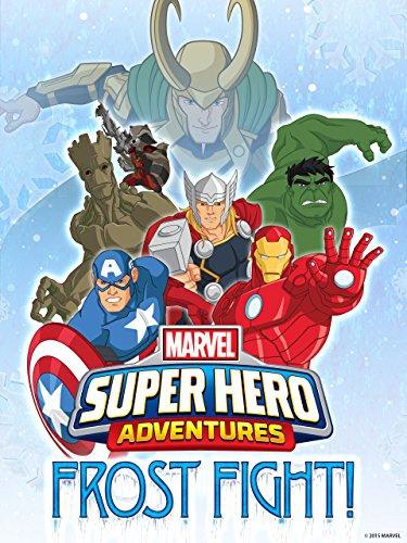 Смотреть трейлер Marvel Super Hero Adventures: Frost Fight! (2015)