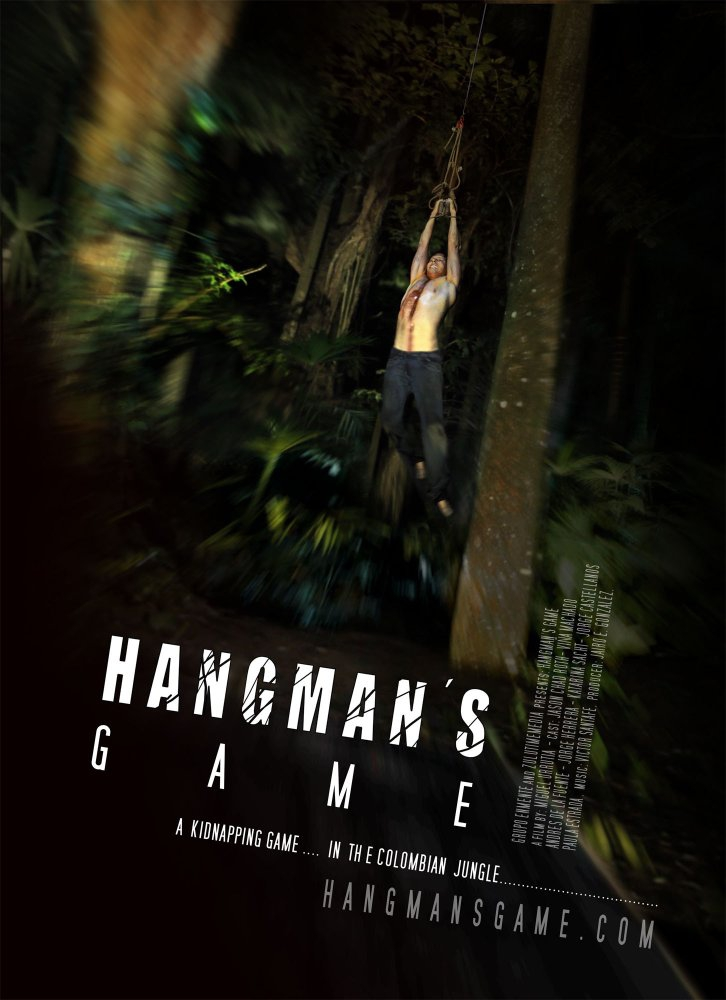Смотреть трейлер Hangman's Game (2015)