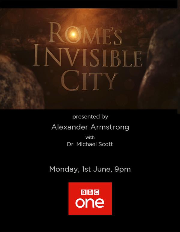 Rome's Invisible City (2015)