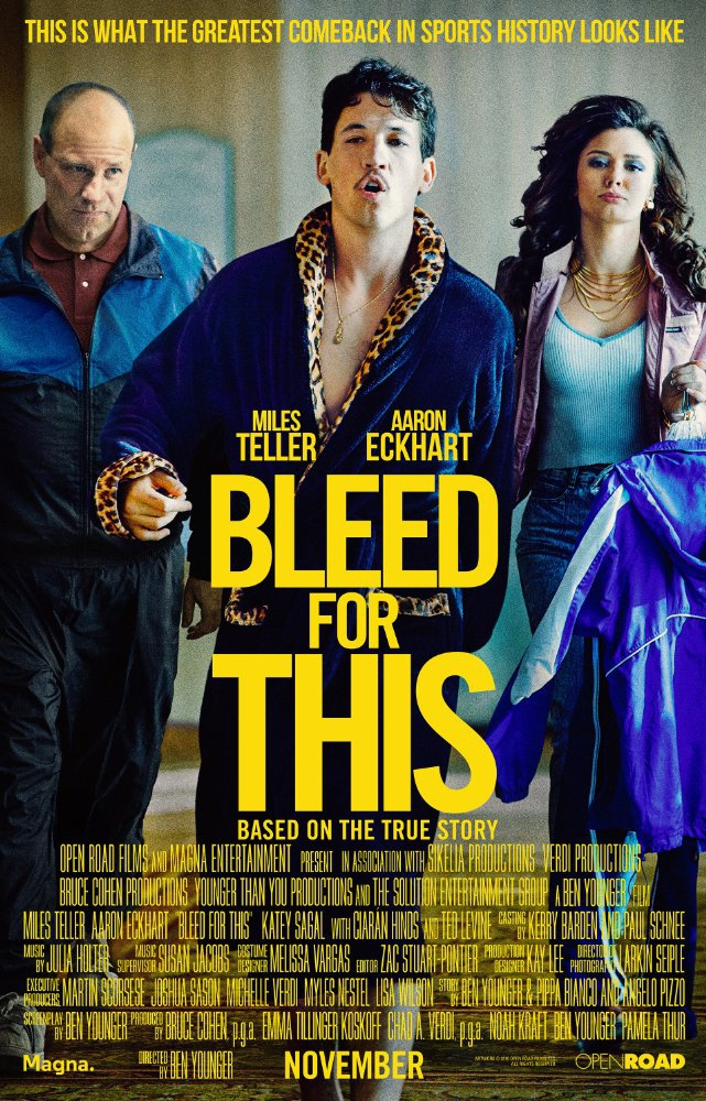Bleed for This (2016) Online