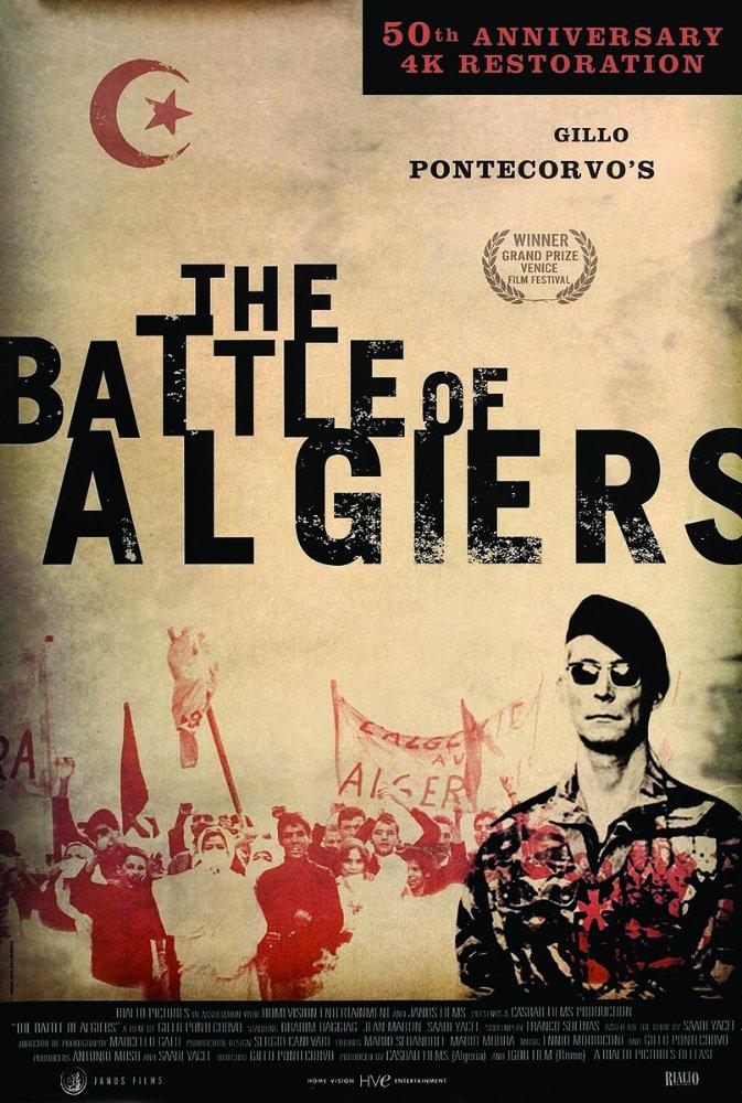 Смотреть трейлер The Battle of Algiers (1966)