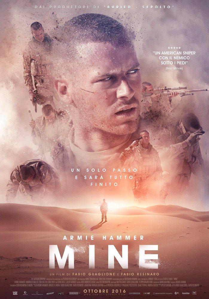 Смотреть трейлер Mine (2016)