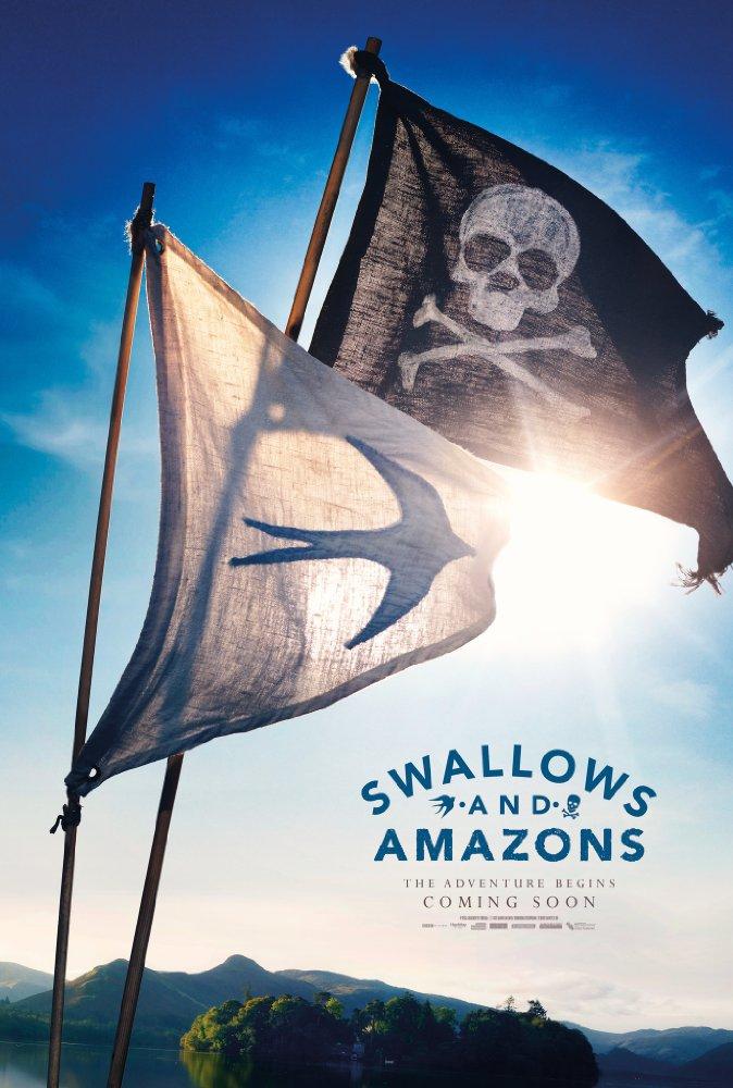 Смотреть трейлер Swallows and Amazons (2016)
