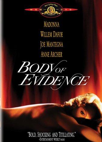 Смотреть трейлер Body of Evidence (1993)